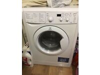 INDESIT IWDD7143 Washer Dryer - White ,For Spares or Repairs