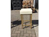 6x bar stools- 70cm high