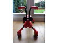 Scramble bug beetle child/toddler ride on