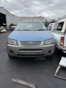273 - Ford Territory SY 2004 Wrecking Blue Welshpool Canning Area Preview