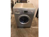 Silver BOSCH Exxcel Digital Washer & Dryer (Fully Working & 4 Month Warranty)