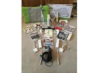 Wii Fit and Games Bundle
