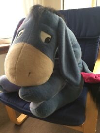 Giant eeyore soft toy, immaculate condition