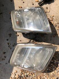 Citroen c2 headlamps pair from VTS