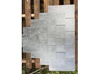 "7x14"" new unused Gaelic Spanish roof slate"