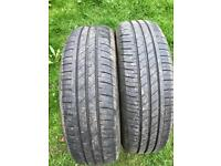 Hankook Energy Kinergy eco Kontrol Technology Mini Cooper Dealer Tyres! 175/65/r15