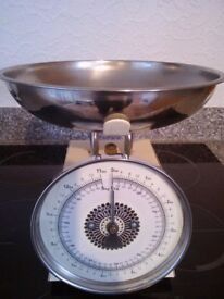 Never been used kitchen scales.