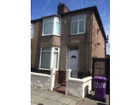 Three bedroom semi, two living rooms, bathroom and large kitchen