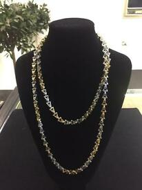 Wanted white gold chain