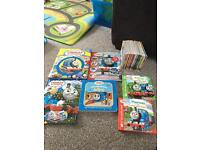 Collection of Thomas & Friends books