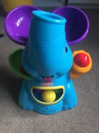 Fisher price ball popping elephant