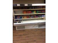 Display fridge, repairs needed