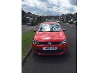 Volkswagen polo moda 1.2 Red