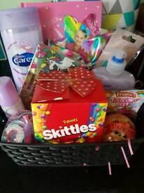 Unicorn gift baskets