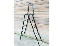 Large Cast Iron Industrial Factory Ladders
