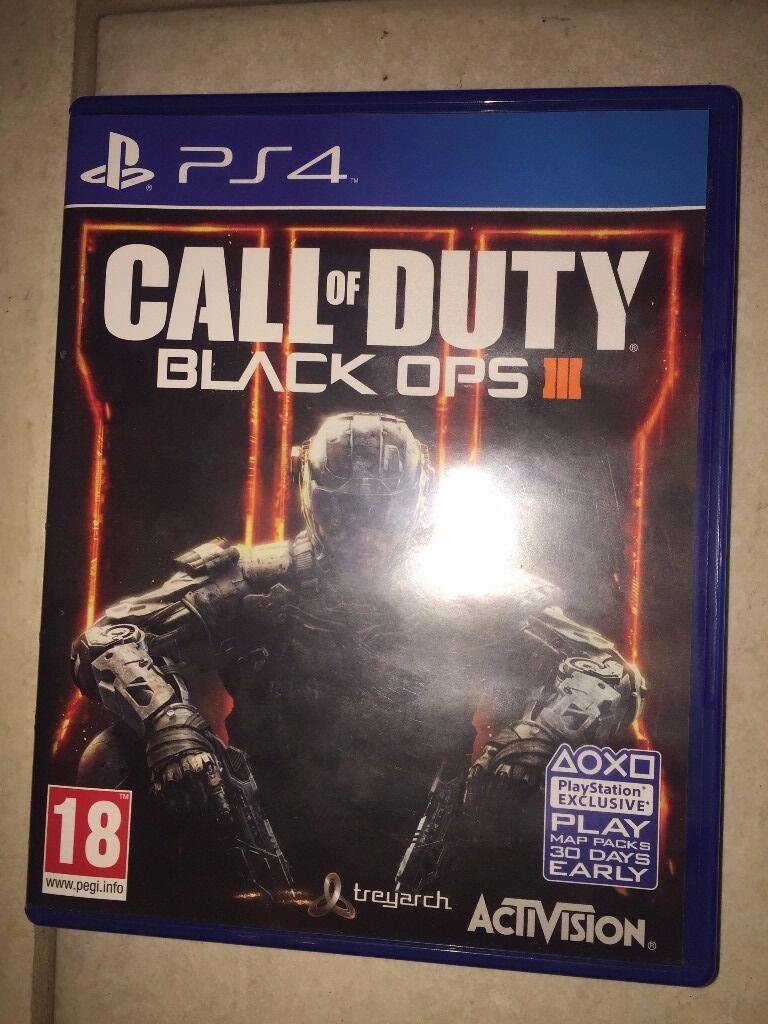 Call Of Duty Blacks Ops 3