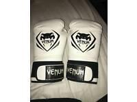 Venom boxing gloves