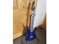 Ibanez Gio GRG170DX electric guitar, excellent condition