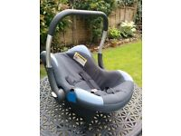 Silver Cross Ventura car seat,