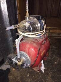 WORTEX JX80/22 GB Water pump. Used(Seldom)230v 50 Hz.