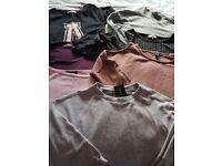 Ladies top clothing bundle. Size 12