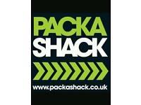 Packashack tailgate gate awning