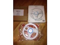 Official Wii wheel - NEW