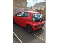 Citroen C1 for spares or repair