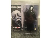 Horror movie collectables collection