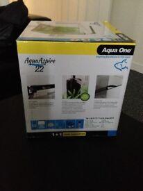 22LTR AQUARIUM NEW IN BOX
