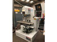 BRIDGEPORT INTERACT 1 MK2 3 AXIS CNC MILLING MACHINE