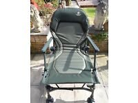 NEW - JBC COCOON RELAXA RECLINER FISHING CHAIR