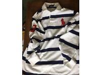 Ralph Lauren rugby jersey