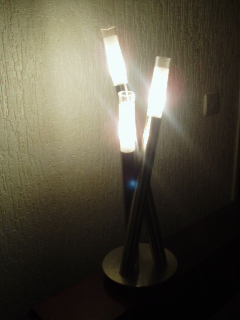 Three Lamp Table Light