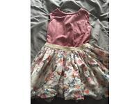 Girls size 5 years dress