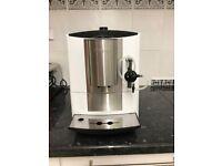 Freestanding Miele coffee machine