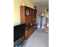 WALL UNIT - FREE TO COLLECTOR THIS WEEKEND 20 & 21st Jan