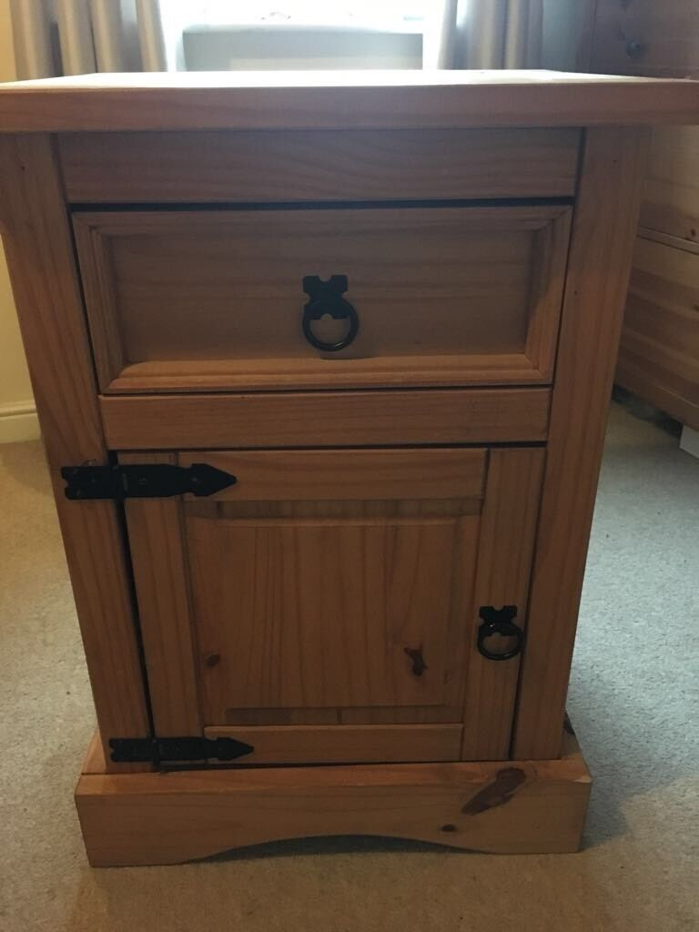 Bedside Cabinet and Tv Stand