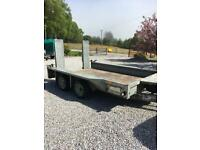 Ifor Williams GX106 Plant Trailer £1480 + VAT (£1776)