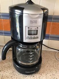 Morphs Richards coffee maker