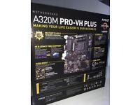 AMD MSI A320M Motherboard