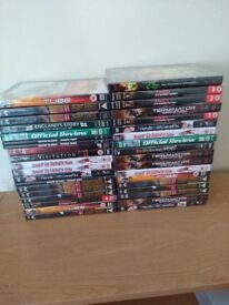 Large amount of brand new dvd's all still wrapped