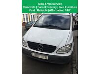 MAN & VAN LONDON COURIER DELIVERY SERVICE FAST REPLY & CHEAP | IKEA | EBAY | LONDON| CROYDON |