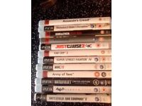 Very cheap ps3 games 12 in total