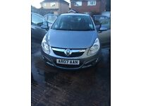Vauxhall corsa 1.2, automatic and petrol.