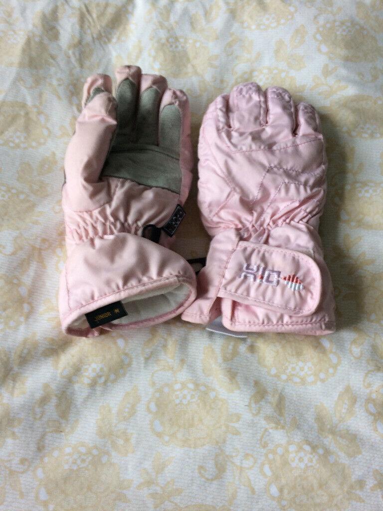 Junior ski gloves