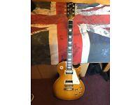 Gibson Les Paul 2016 Limited Run 60's Plain Top