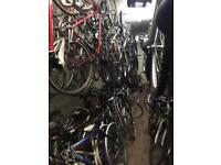300 bikes in stock from £35