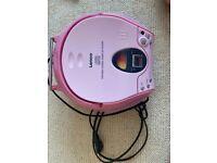 Lenco Pink Radio- Good Condition