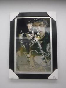 Officially Licensed Sidney Crosby Wall Frame - We Buy and Sell Sports Memorabilia at Cash Pawn - 117402 - OR1022405
